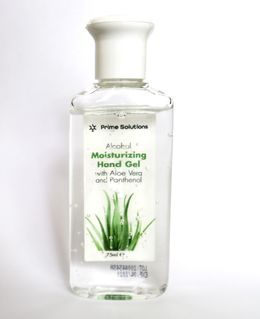 Aloe Vera hand sanitizer 2 x 75ml